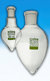 Flask pear shaped 50ml ST 29/32 Flask pear shaped Capacity: 50 mlSocket: ST 29/32 made of...
