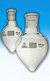 Flask pear shaped 250ml ST 29/32 Economy Flask pear shaped Economy Capacity: 250 mlSocket: ST...