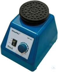 Vortex-Mixer 60Hz 3.330rpm Platform ø76mm Pop-off Cup Head Ideal for Mixing Solutions in...