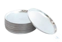 Sample plates, Ø 90 mm, for Moisture Analyzer WBA-110M Case = 10 pcs. Sample...