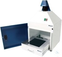 Gel Documentation System 1.5Mio Pixel UV-Transilluminator + Software DNA, RNA gel Imaging Capture...
