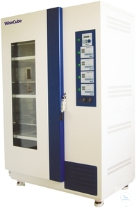 Shaking incubator, Type WIS-ML 04, without illuminators, 4 stacks with thermal block, temp....