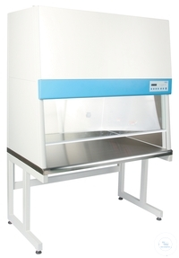 Laminar Flow Clean Bench, type WLC-V1200, vertical air flow, air volume: 1350 m²/h, 8-step air...