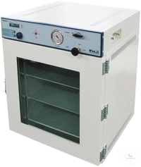 Vakuum-Ovens 70L up to 200°C with 3 Aluminium-shelves Suitable for Drying, Baking,...