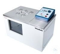 Precise Viscosity Bath, type WVB-30, capacity 30 Liter, with transparent...