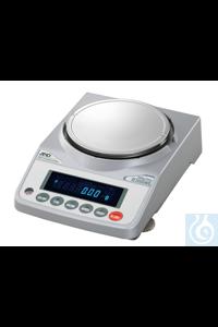 6Articles like: Pecision Balance FX-1200i-WP, 1220g x 0,01g Pecision Balance FX-1200i-WP,...