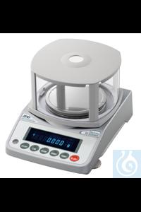 6Articles like: Pecision Balance FX-120i-WP, 122g x 0,001g Pecision Balance FX-120i-WP, 122g...