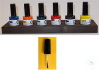 Tissue marking dyes Weinkauf (set of 6) normal brush brush width 3 mm approx....