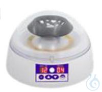 Mini Centrifuge 5x2 mL 12.000 rpm  Manufacturer: CDR Foodlab