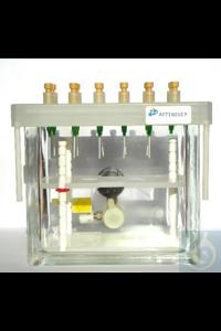 Affinisep SPE Vacuum Manifold SPE Vacuum Manifold 12-port model 1 EA Like all...