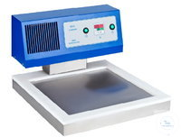 Cooling Plate Weinkauf Blue Cooler Table-top cooling plate with small...