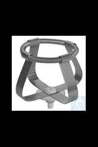 EK 100, spring clamp EK 100, spring clamp, for laboratory flasks up to dia....