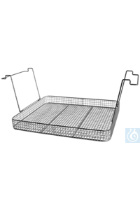 K 50 C, insert basket K 50 C, insert basket, s/s, ID 545x450x50 mm, mesh size...