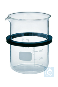 SD 04, inset beaker SD 04, inset beaker, 400 ml, glass, with ring, for positioning lid DE 08