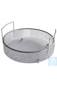 K 6, basket K 6, basket, to be set in, s/s, ID dia. 215, 50 mm high, mesh...