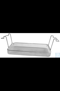 K 28, insert basket K 28, insert basket, s/s, ID 455x245x50 mm, mesh size 5x5...