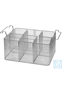 K 50 CV, insert basket K 50 CV, insert basket, for 6 full sight masks, separation bar removable,...
