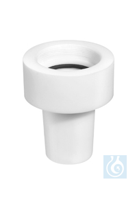 NA 29 G, sleeve adapter, PTFE NA 29 G, sleeve adapter, PTFE, for NS 29/32, for SH 70/213/219/225 G