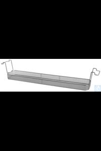 K 7, insert basket K 7, insert basket, s/s, ID 950x150x50 mm, mesh size...