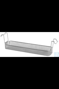 K 6 BL, insert basket K 6 BL, insert basket, s/s, ID 460x100x50 mm, mesh size...