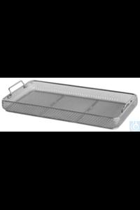 K 29 EM, inset basket K 29 EM, inset basket, s/s, ID 470x240x45 mm, mesh size...