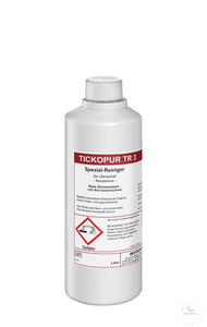 TICKOPUR TR 3 - 1 litre TICKOPUR TR 3 - 1 litre, special cleaner, based on citric acid,...