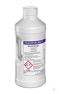 TICKOPUR RW 77 - 2 litres TICKOPUR RW 77 - 2 litres, special cleaner, with ammonia, concentrate,...