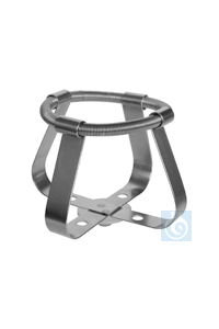 EK 250, spring clamp EK 250, spring clamp, for laboratory flasks up to dia. 85 mm, for easy and...