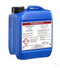 TICKOPUR TR 3 - 5 litres TICKOPUR TR 3 - 5 litres, special cleaner, based on citric acid,...