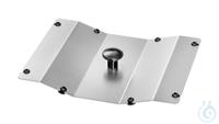 D 140 D D 140 D couvercle, acier inox, pour PR 140 D/DH