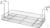 MK 180, Einhängekorb MK 180, Einhängekorb Innenmaße LxBxT 930x460x90...
