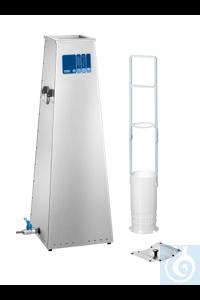 SONOREX PR 140 DH - SET SONOREX PR 140 DH- SET Ultraschall-Pipettenreiniger...