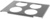 DE 514, positioning lid DE 514, positioning lid, for 4 vessels, s/s, for RK...