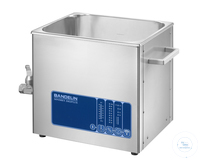 SONOREX DIGIPLUS DL 510 H SONOREX DIGIPLUS DL 510 H, ultrasonic bath with...