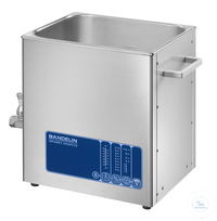 SONOREX DIGIPLUS DL 512 H SONOREX DIGIPLUS DL 512 H, ultrasonic bath with...