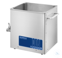 SONOREX DIGIPLUS DL 514 BH SONOREX DIGIPLUS DL 514 BH, ultrasonic bath with...