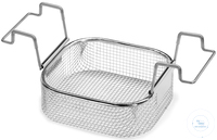K 1 C, insert basket K 1 C, insert basket, s/s, ID 120x110x40 mm, mesh size 3,5x3,5 mm, for RK...