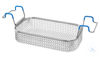 K 3 C, insert basket K 3 C, insert basket, s/s, ID 200x110x40 mm, mesh size 3,5x3,5 mm, for RK...