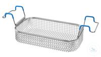 K 3 C, insert basket K 3 C, insert basket, s/s, ID 200x110x40 mm, mesh size...