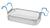 K 3 C Einhängekorb K 3 C Einhängekorb Innenabmessungen LxBxH 200x110x40 mm...