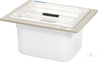 KW 14 B, insert tub with lid KW 14 B, insert tub with lid, plastic, ID...