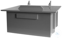 KW 50 B-0, insert tub with lid KW 50 B-0, insert tub with lid, plastic, ID...