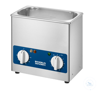 SONOREX SUPER RK 100 H SONOREX SUPER RK 100 H, ultrasonic bath, 35 kHz, 230 V~ (± 10%) 50/60 Hz,...