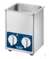 SONOREX SUPER RK 52 H SONOREX SUPER RK 52 H, ultrasonic bath, 35 kHz, 230 V~(± 10%) 50/60 Hz, ID...
