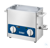 SONOREX SUPER RK 102 H SONOREX SUPER RK 102 H, ultrasonic bath, 35 kHz, 230 V~ (± 10%) 50/60 Hz,...