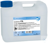 neodisher FA - 5,00 LI Detergent, liquid concentrate?free of surfactants and...