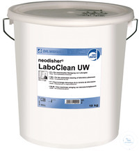 neodisher LaboClean UW - 10,00 KG Alkaline detergent – powder –Free of...