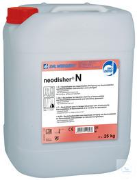 neodisher N Saures Neutralisations- und Reinigungsmittel – Flüssigkonzentrat...