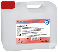 neodisher N - 5,00 LI Acidic neutralising agent and detergent – liquid...