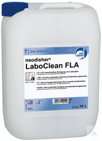 neodisher® LaboClean FLA, 10 L-Kanister Kaliumhydroxidlösung UN 1814, 8, ADR,...